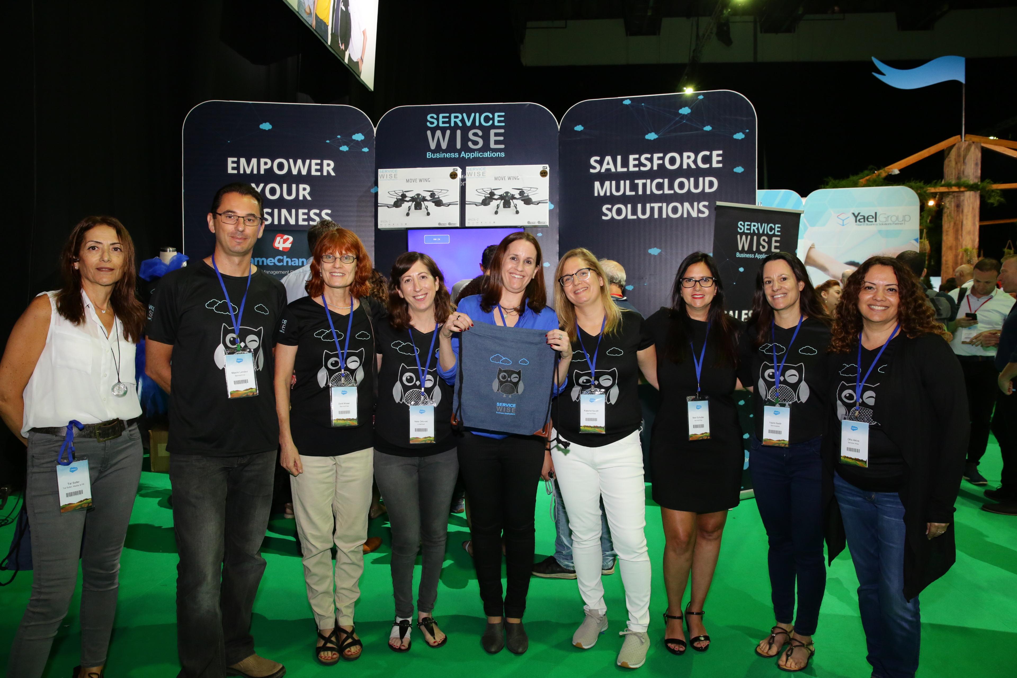 סיכום כנס Salesforce Basecamp 2018