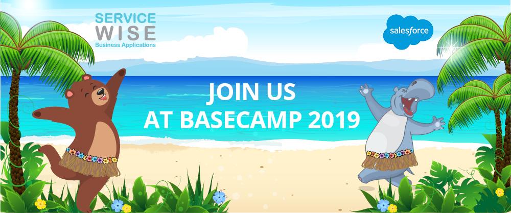 Salesforce Basecamp Tel Aviv 2019